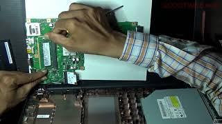 Апгрейд ноутбука, возможности модернизации…